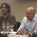 Espacio Tendencias: Damián Tabarovsky y Hernán Rosso, La megaconcentración editorial. FIL Buenos Aires-2015