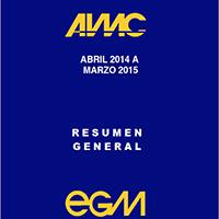 Estudio General de Medios. Resumen General – AIMC (2014-2015)