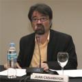 Espacio Tendencias: Juan Casamayor. Insumisión y concentración. Ed. Páginas de Espuma. FIL Buenos Aires-2015