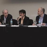 Espacio Tendencias: Juan Casamayor y Fernando Esteves, sobre megaconcentración editorial. FIL Buenos Aires-2015