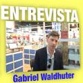 Entrevista a Gabriel Waldhuter. Presidente de la Comisión de Profesionales de la Feria Internacional del Libro de Bueno Aires
