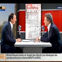 Leclerc : investir sur internet pour développer une offre puissante