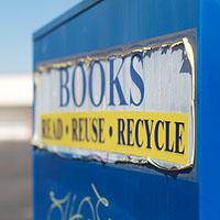 Le livre est bien un déchet ménager à recycler, comme dautres