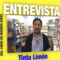 Entrevista a la editorial argentina Tinta Limón (Andrés Bracony)