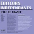 Editeurs d'Ile-de-France 2015 – Etudes du MOTif – Etudes et données