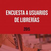 """Manuel Gil comenta la """"Encuesta a usuarios de librerías 2015″"""