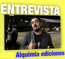 Entrevista a Guido Arroyo ( Alquimia Ed.) sobre el sector editorial chileno