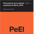 Panorámica de la edición española de libros 2014