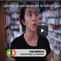 Librerías cooperativas por la radicalidad democrática del mundo, uniros!