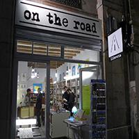 On the Road, recuperem la Barcelona canalla i bohèmia en una llibreria autèntica