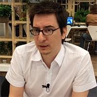Entrevista a Andrés Beláustegui (Ed. Paprika) sobre el sector editorial en Argentina