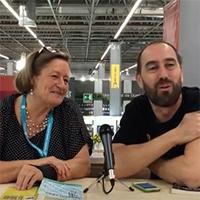 "Entrevista a Paloma Saiz del proyecto ""Brigada para leer en libertad"" (México)"