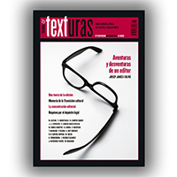 10 años de Texturas, revista especializada en el sector editorial