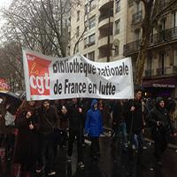 Grève du 31 mars : les métiers du livre et de la culture mobilisés