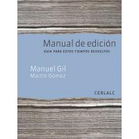 El CERLALC lanza el Manual de Edición. Guía para estos tiempos revueltos
