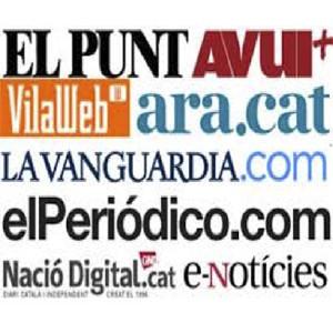 Brutal: la Generalitat compra a 362 medios privados de comunicación con 12,7€ millones en 2016