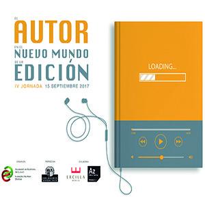 Programa de la IV Jornada del Autor (Bilbao, 15/09/2017)