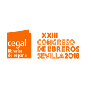XXIII Congreso de libreros. Sevilla 7, 8, 9 Y 10 de marzo de 2018. Cegal librerías de España