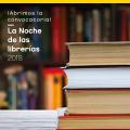 Nueva edición de Noche de las Librerías. Convocatoria. (Argentina)