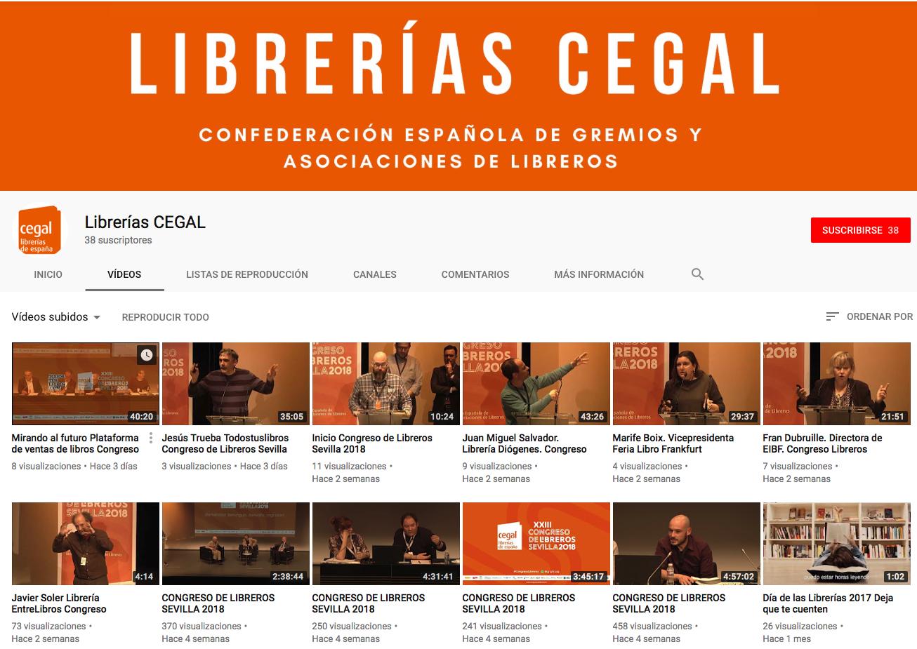 XXIII Congreso de Libreros
