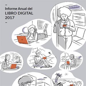Informe anual del libro digital 2017