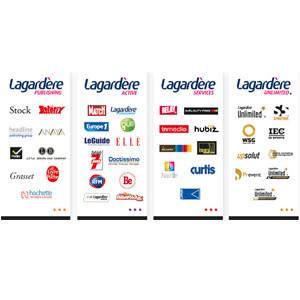 Le groupe Lagardère entame un virage stratégique, vers plus d'édition